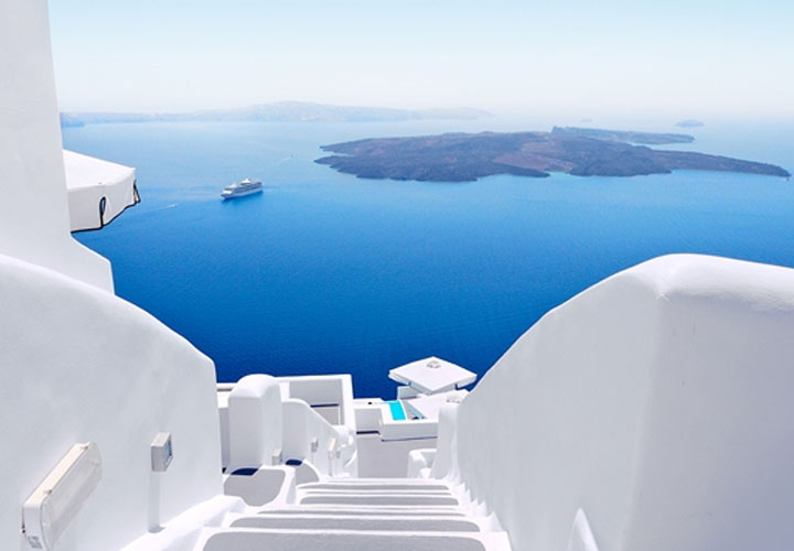 2 Days Santorini From Crete With Hotel See The Sunset In